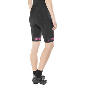 Alé Cycling Graphics PRR Strada Shorts Women black-fluo pink